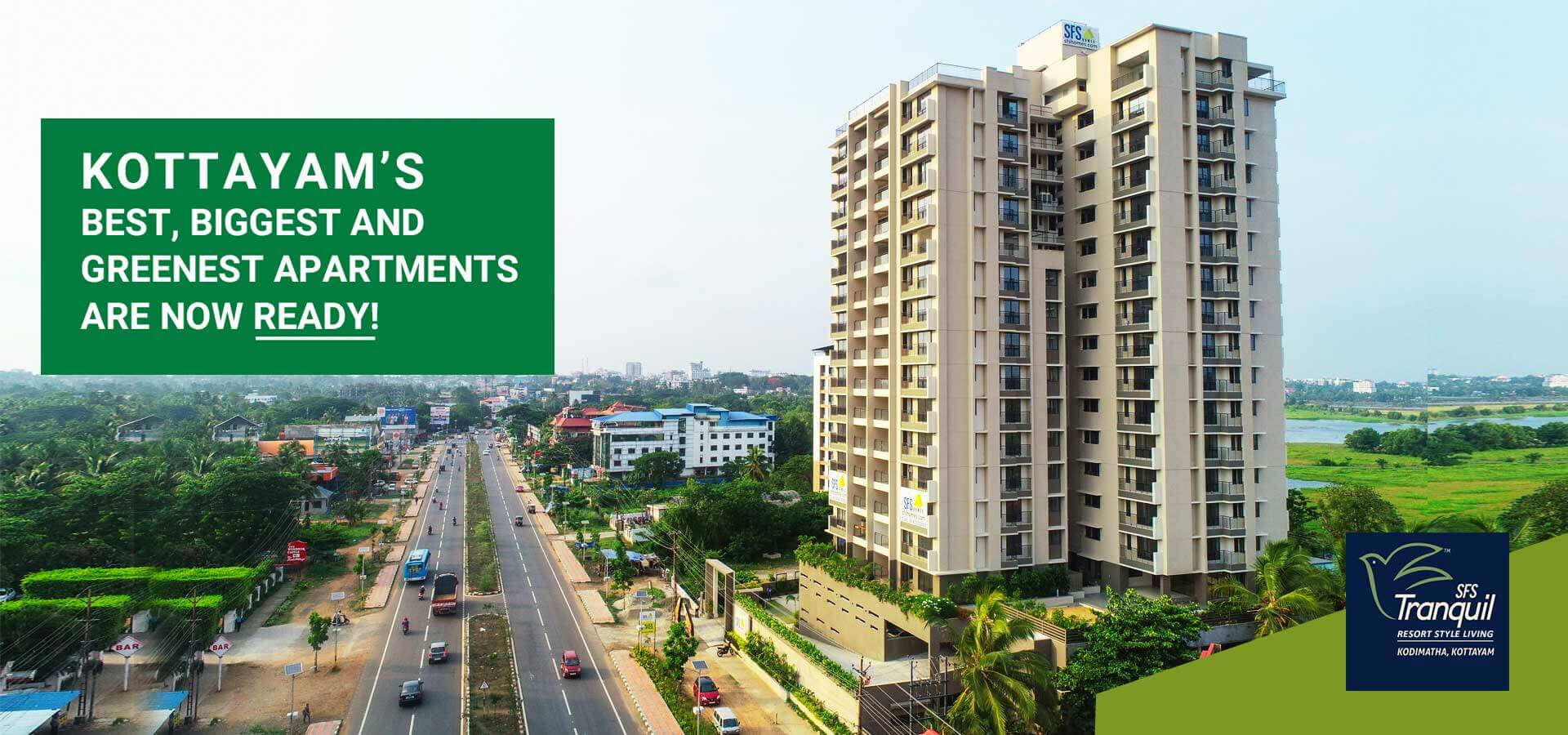 Premium Apartments In Kochi Trivandrum Kottayam Luxury Flats In