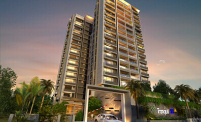1, 2, 3 BHK Apartments in Trivandrum